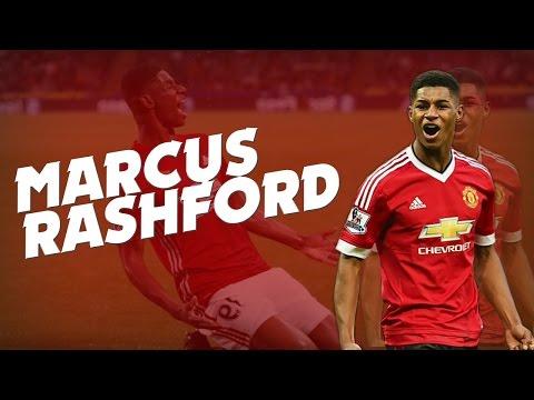 Marcus Rashford Edit Youtube