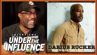 Darius Rucker on Hootie, '90s Divas, Finding Fans in Great Grandmas | Interviews Under the Influence