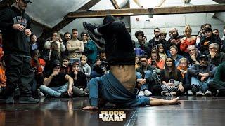 Cover images Belgium With Attitude vs HFC 2 / TOP 16 / Floor Wars Benelux 2020