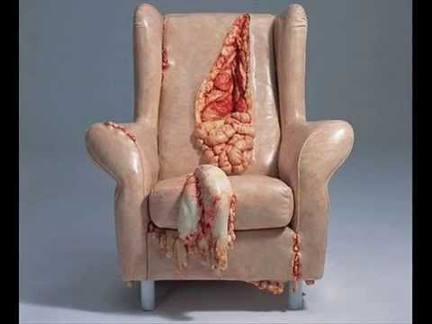 Top 50 Weird Strange Chair Designs