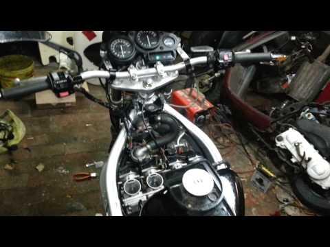 Yamaha fzr 600 3he Problem