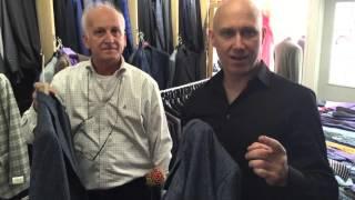Custom Suits, Custom Sports Jackets, Custom Tailoring, NJ