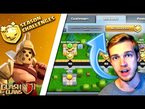 SHOULD I BUY THE GOLD PASS!?  TH12 Farm To Max | Clash Of Clans