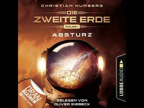 Absturz - Mission Genesis YouTube Hörbuch Trailer auf Deutsch