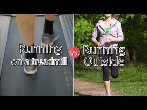 Indoor vs. Outdoor Running [Health & Information]