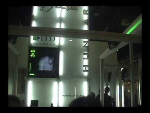 HoloVizio shines Dubai in 3D