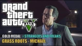 GTA5 mission grass roots gameplay walkthrough pc by gameadda