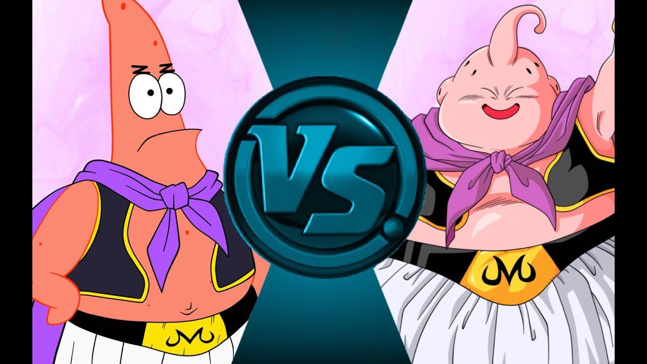patrick star vs majin buu salt assault youtube