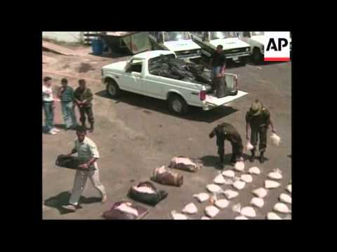 COLOMBIA: TOP CALI CARTEL DRUG SMUGGLER ARRESTED