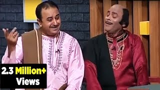 funny mehdi hassan parody in khabardar by hunny albela