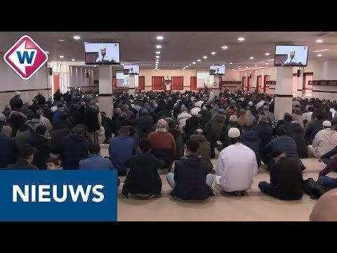 Moslims en andere gelovigen maken vuist tegen religieus geweld - OMROEP WEST