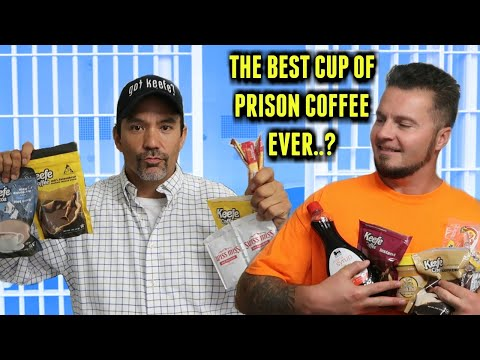 How To Make Coffee In Prison