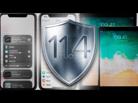 ¿Apple blinda iOS 11.4?