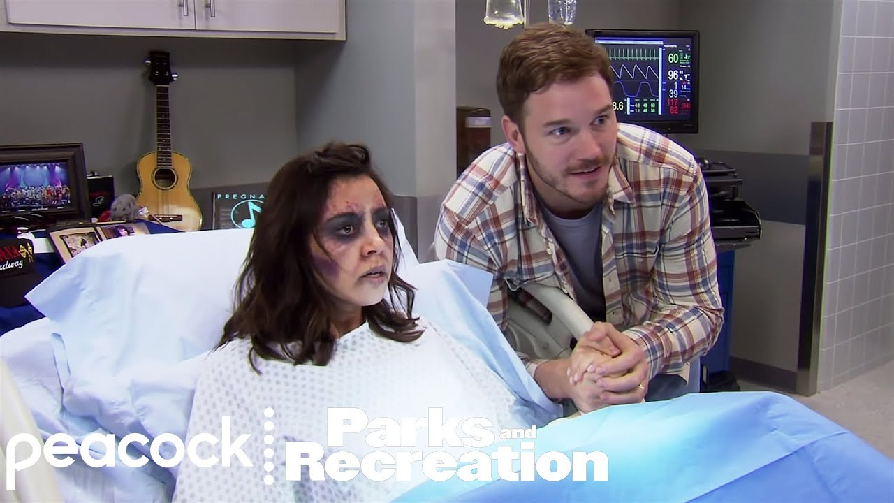Download April & Andy Make A Baby | Parks and Recreation