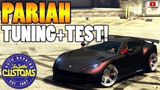🚘🛠Bester Neuer Sportwagen! PARIAH Tuning + Test!🛠🚘 [GTA 5 Online Doomsday Heist Update DLC]