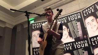 Shut Up And Dance - Grant Landis Cover (Live Tour Portland)