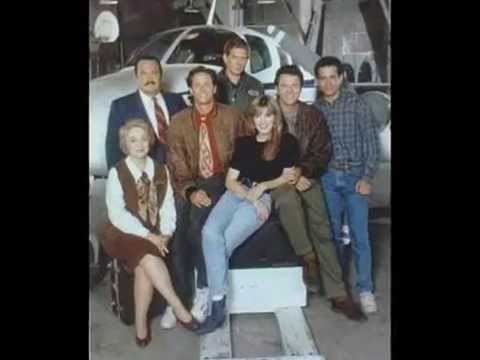 The Cast Of Wings  Then & Now