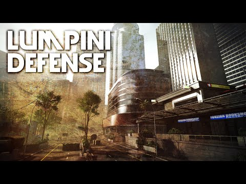 """Lumpini Defense"" - Battlefield 4 Dragon's Teeth - Gameplay/Commentary"