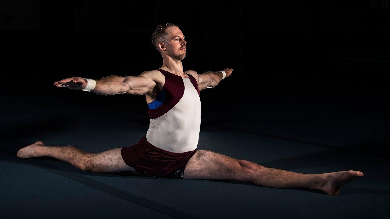 April 2021 Lachlan Walker - Lv8 Gymnastics State Championships