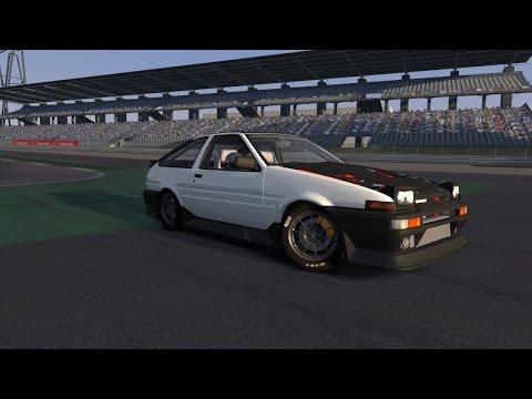Assetto Corsa | AE86 Mod Pack Testing!!! : simracing