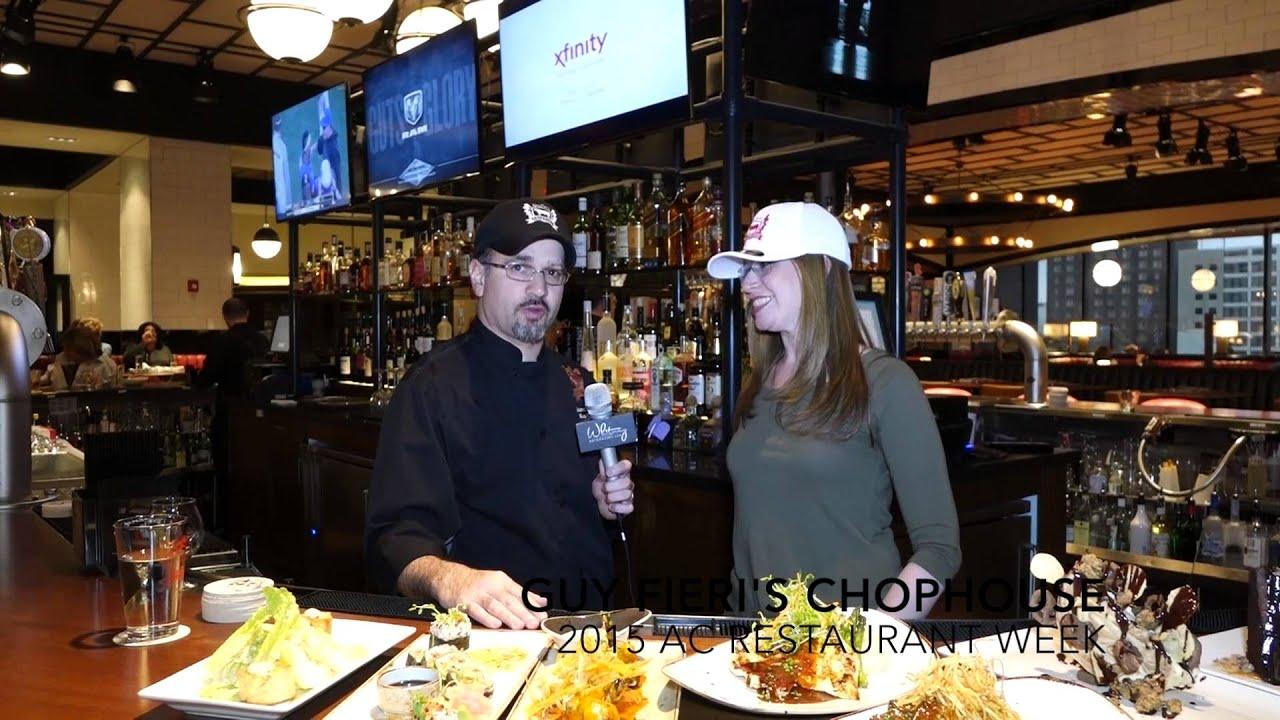 2017 Ac Restaurant Week Guy Fieri S