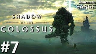 Zagrajmy w Shadow of the Colossus [PS4 Pro] odc. 7 - Elektryczny nurek
