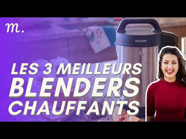 🥇TOP 3 BLENDERS CHAUFFANTS (2021)