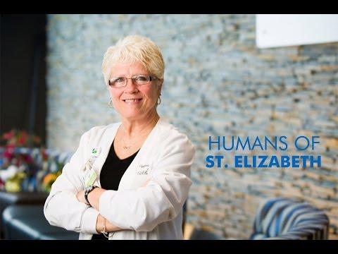 Humans of St. Elizabeth - Patti Howard