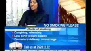 """Passive smoking, smoking and women, smoking helps to lose weight"" Sajeela addresses"