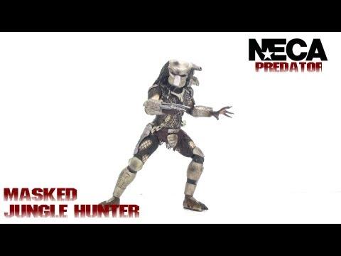 Video Review of the NECA Predator Series 8: Jungle Hunter Predator