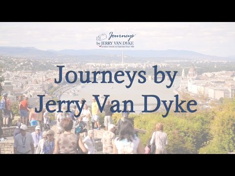 The European Waterways by Journeys by Jerry Van Dyke: The complete story