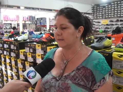 Lojistas acreditam nas vendas para o Dia dos Pais em Confresa