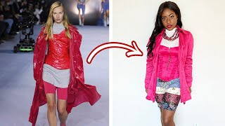 We Recreate EcoFriendly Runway Outfits For Under $100