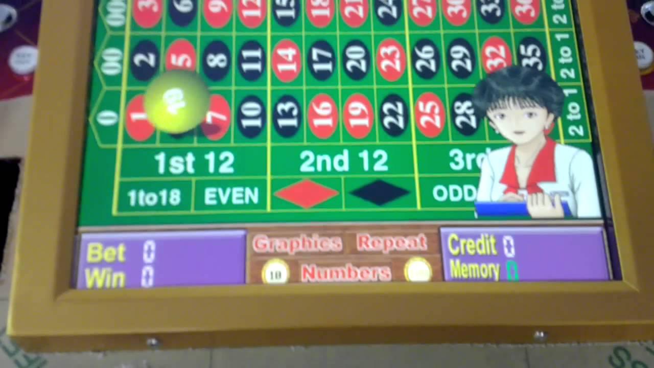 Jackson rancheria casino roulette