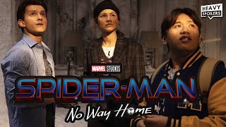 SPIDER-MAN 3 No Way Home Official Title Reveal, Plot Leaks And First Look Breakdown