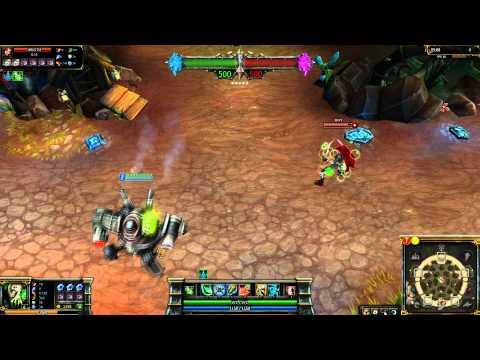 Battlecast Urgot League of Legends Skin Spotlight