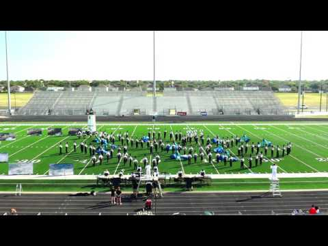 Foster High School Marching Band 2015 - Lamar CISD Marching Contest