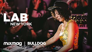 Giorgia Angiuli LIVE techno set in The Lab NYC