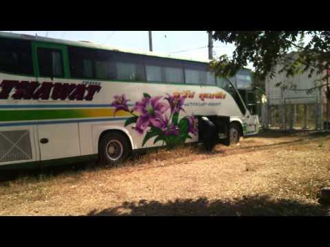 รถบัสมือสองขายรถบัสปรับอากาศ โทร0892857441พายุ