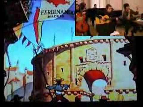 Ferdinand, Der Stier