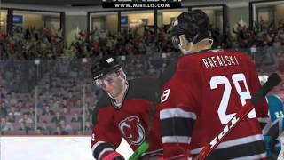 NHL 07 on PC part 1