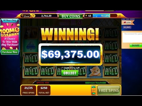 house of fun slot machines hack