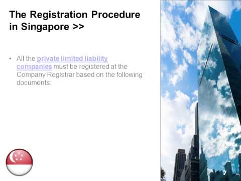 Set Up a Private Limited Liability Company in Singapore