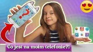CO JEST NA MOIM TELEFONIE ? WHAT'S ON MY PHONE ? -/ Amelie