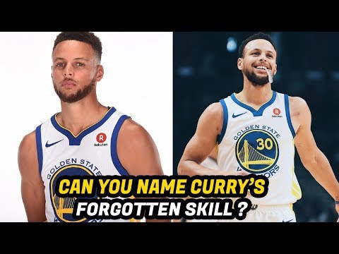 Stephen Curry's Secret NBA Skill That No One Talks About