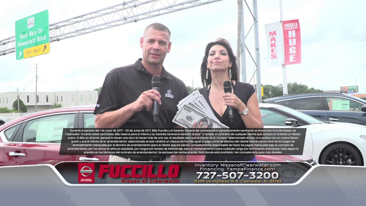 Fuccillo Nissan Clearwater >> Fuccillo Nissan Of Clearwater June