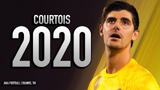 Thibaut Courtois ● Overall ● Passes & All Crazy Saves Show 2019/2020 So Far ● HD