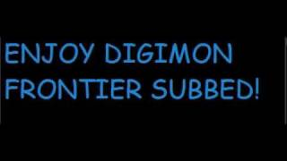 WATCH DIGIMON FRONTIER ENGLISH SUBBED FOR FREE (NO SURVEYS)[WORKING!!]