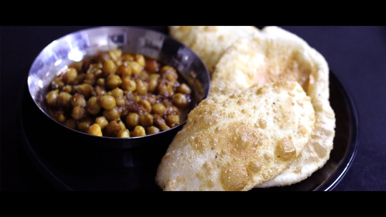 Punjabi Chole Bhature By Karishma Tandel
