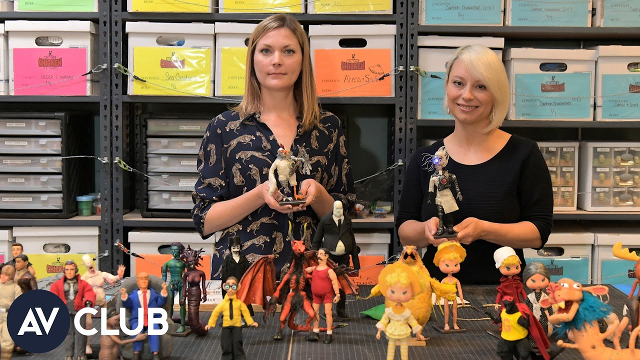 Download How Robot Chicken's writers and art department have kept things fresh for 10 seasons